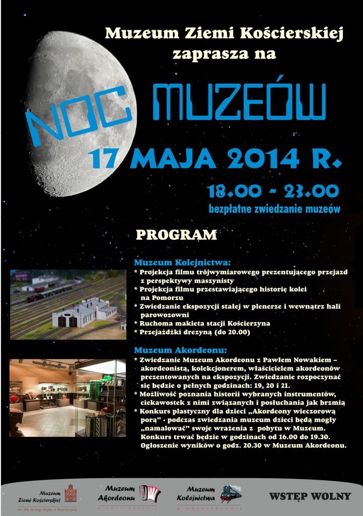 2014 noc muzeów